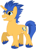 Flash Sentry Alicorn